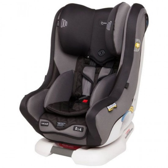 Infa Secure Attain Premium 0-4yrs Convertible Car Seat - Night