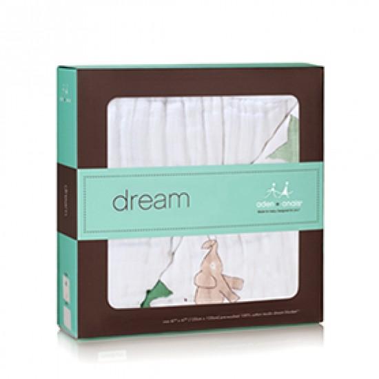 Aden & Anais Lage Cotton Muslin Dream Blanket