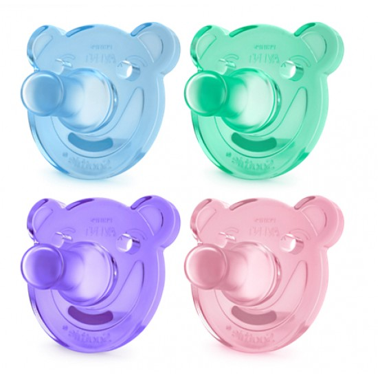 Avent BPA- Free Soothie Pacifier