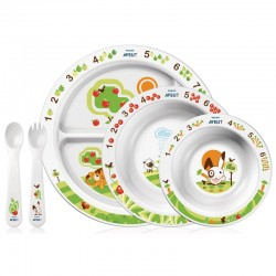Avent First Toddler Mealtime Set