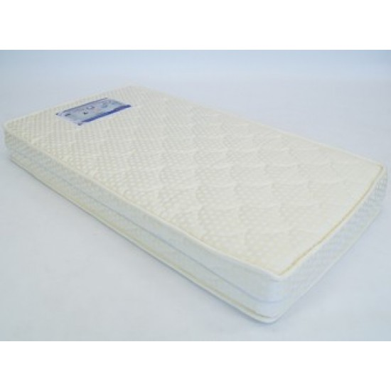Babyhood Orthopedic Breathe Eze Innerspring Mattress 75cm