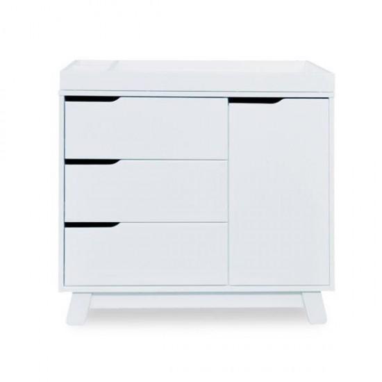 Babyletto Hudson Changer Dresser - All White