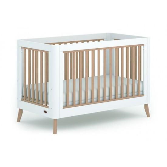 Boori Perla Cot bed - Barely Almond