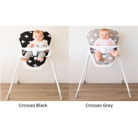 Enjoyable High Chair Cover By Bambella Designs Evergreenethics Interior Chair Design Evergreenethicsorg