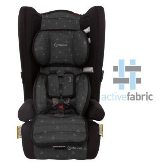 InfaSecure Comfi Treo Convertible Booster Seat