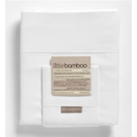 Little Bamboo 3 piece Cradle Sheet Set