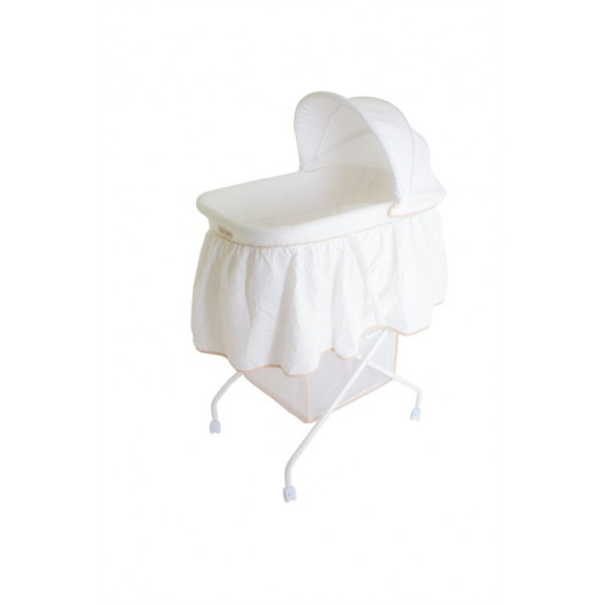 Love n Care Complete Bassinet - Vanilla Dreams