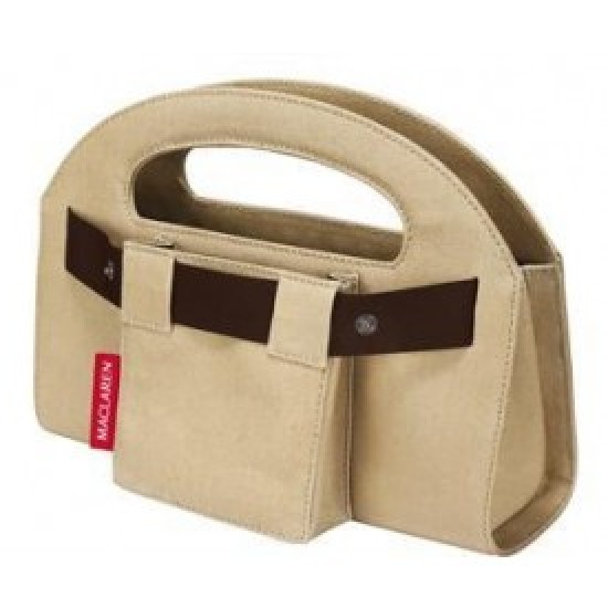 Maclaren Mini Utility Tote in Natural  SAVE 20% Off