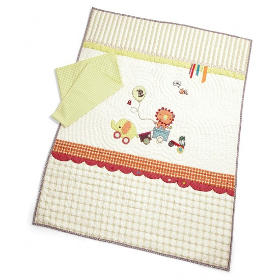 Mamas & Papas Jamberoo Coverlet & Pillowcase