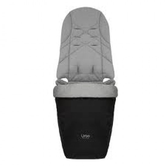 Mamas & Papas Urbo Footmuff Black