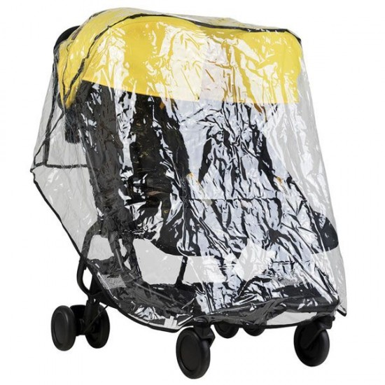 Mountain Buggy Nano Duo Double Storm Cover