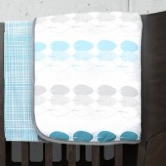 Olli & Lime Forrest Cot Quilt