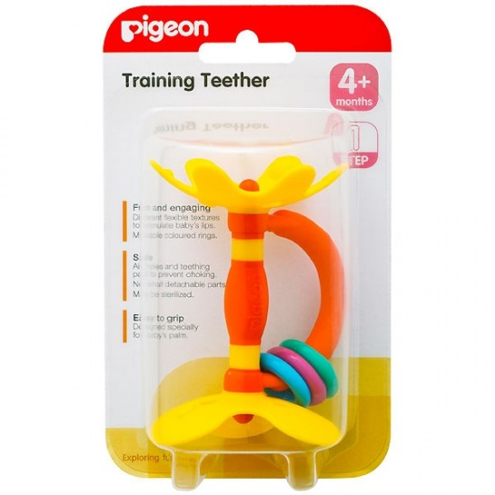 Pigeon Training Teether Step 1