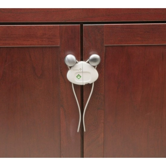 Safety 1st Push n Snap Cabinet Lock