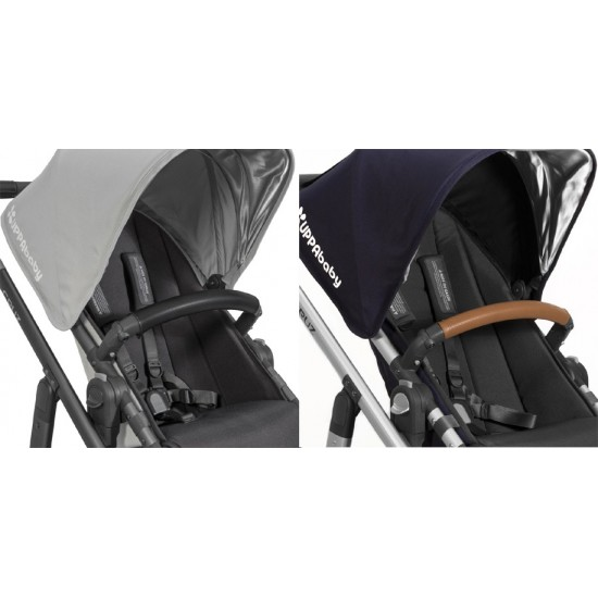 UPPAbaby - ALTA/CRUZ/VISTA Leather Bumper Bar Covers