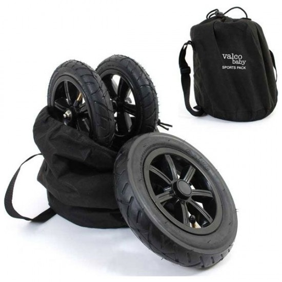 Valco Baby Sport Pack Air Tyres - Snap 4