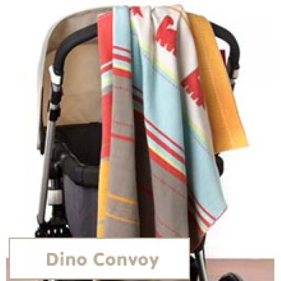 Weegoamigo blankets Dino Convoy