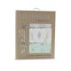 Bubba Blue Bamboo Muslin Swaddle Wraps 3pk - Mint Meadow
