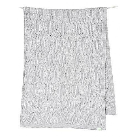 Toshi Organic Blanket Bowie