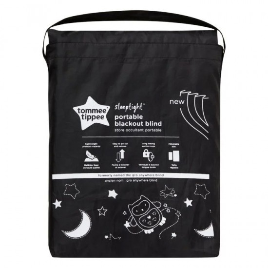 Tommee Tippee Gro Anywhere Portable Blackout Blind - Large