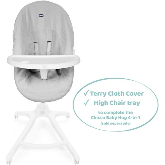 Chicco Baby Hug 4 in 1 Meal Time Kit (Cover + Tray)