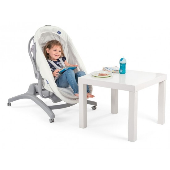 Chicco Baby Hug 4 in 1 - White Snow