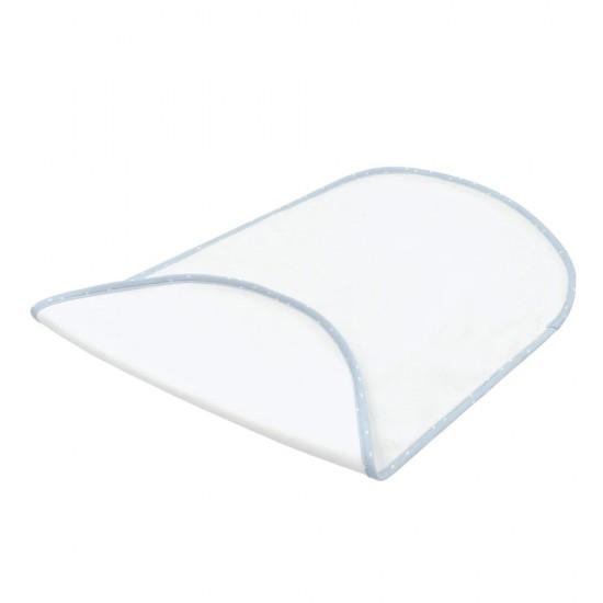 Living Textiles Change Pad Cover & Liner - Mason