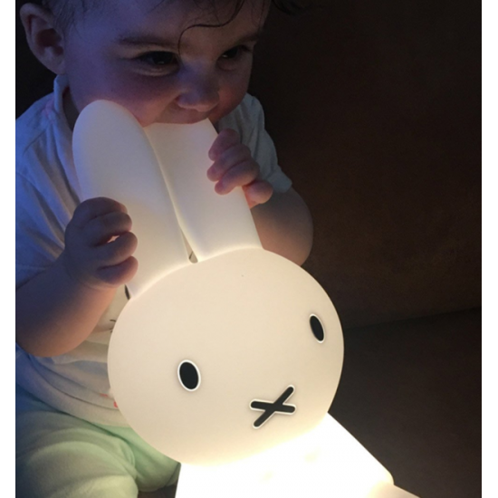 Mr Maria Miffy First Light Rechargeable Travel Lamp