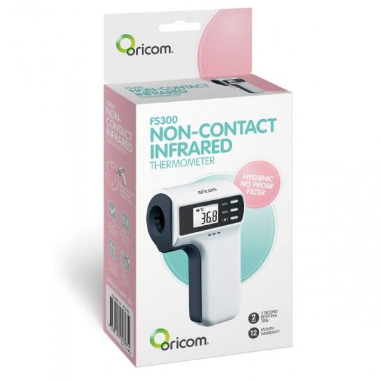Oricom Non-Contact Infrared FS300 Thermometer