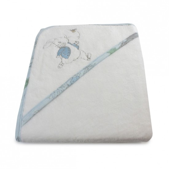 Peter Rabbit Baby Hooded Towel