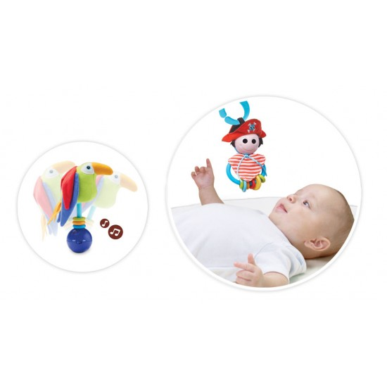 Yookidoo Pirate Play Set