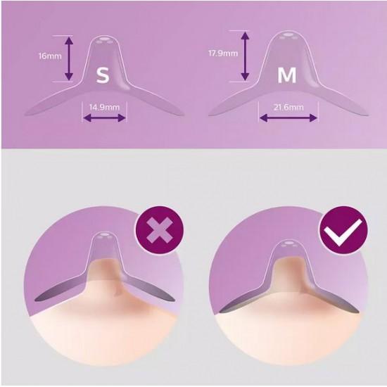 Avent Nipple Shield 2pc
