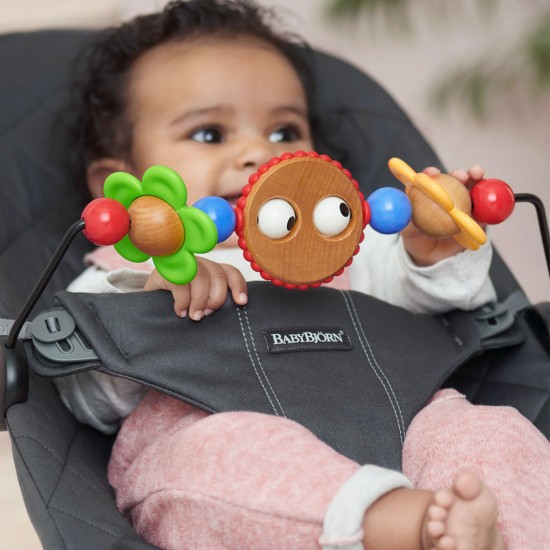 BabyBjorn Toy for Bouncer - Googly eyes