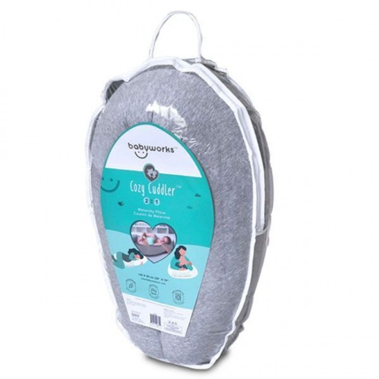 Baby Works Cozy Cuddler Maternity Pillow