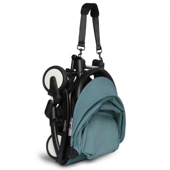 BABYZEN YOYO2 Stroller with Black Frame