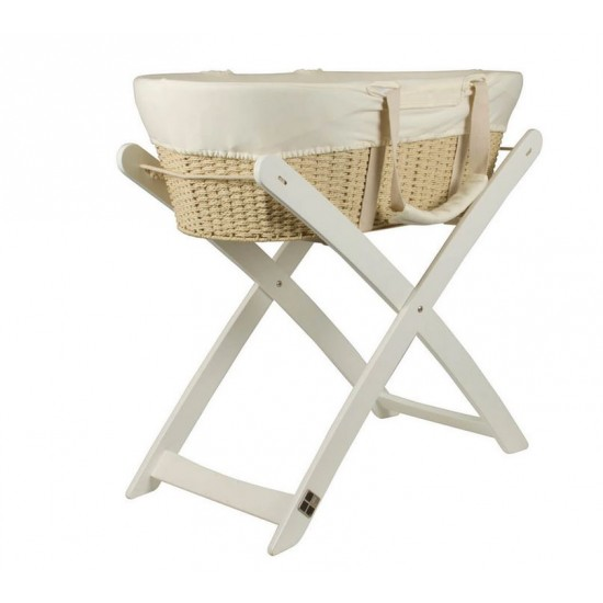 Bebe Care Moses Basket + Stand