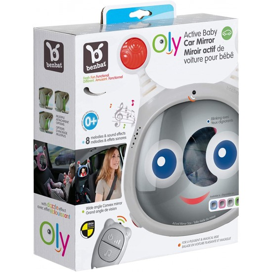 Benbat Oly Active Baby Car Mirror