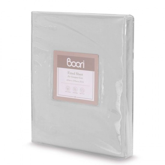 Boori Compact Fitted Sheet