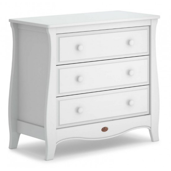 Boori Sleigh 3 Drawer Chest Smart Assembly
