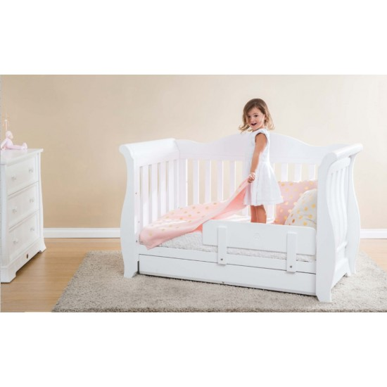 Boori Sleigh Royale Cot Bed V19
