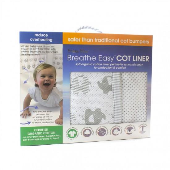Bubba Blue Breathe Easy Cot Liner