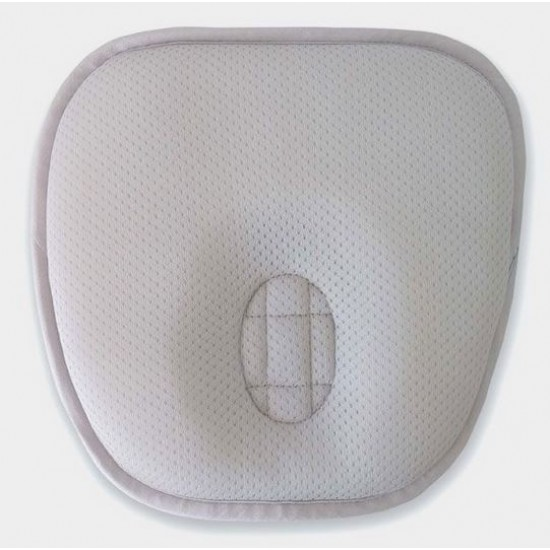 Breathe Easy Infant Head Rest  0 to 4months - Grey