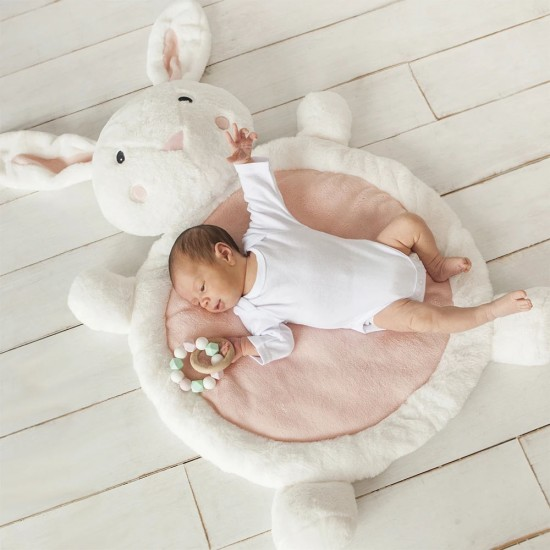 Living Textiles Play Mat - Bunny