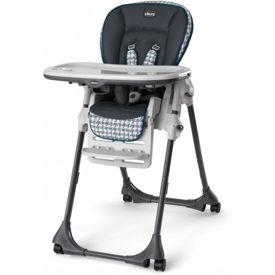 Chicco Polly Single Pad Highchair - Iceland