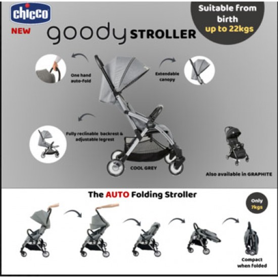 Chicco Goody Stroller