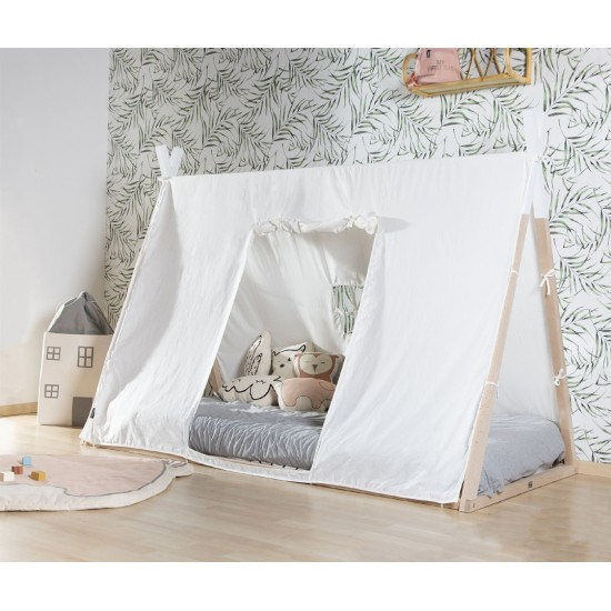 Childhome Tipi Junior Bed Complete Package