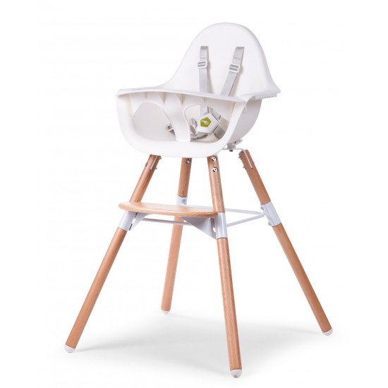 Childhome Evolu 2 High Chair - Complete Package