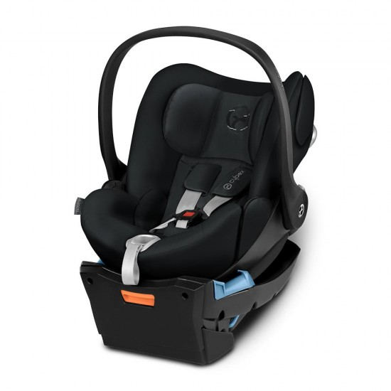 Cybex Cloud Q Plus Capsule - Stardust Black