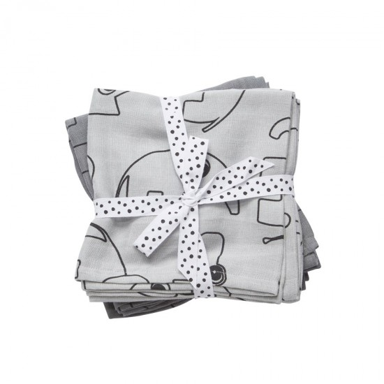 Done by Deer Baby Swaddle Contour 2pc