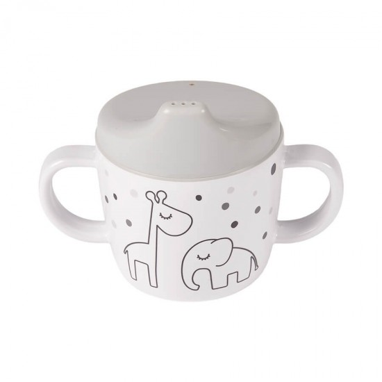 Done by Deer 2 Handle Spout Cup Dream Dots